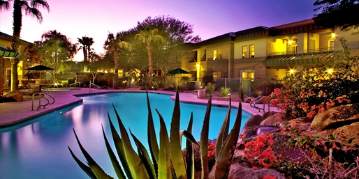 $99 -- Scottsdale Spa Day w/Massage, Pool & Wine, Reg. $210