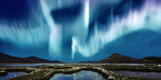 £98 -- Return Flights to Reykjavik from London