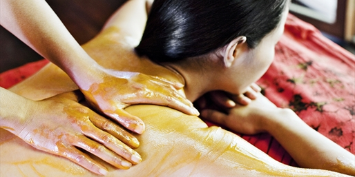 A-List Spa: Harvest Spice Massage or Facial, 50% Off