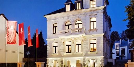 275 € -- Suitetage für 2 in der Villa am Ruhrufer, -51%
