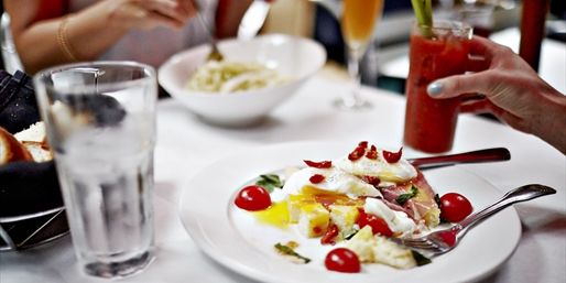 Charming Vespa: Brunch w/Unlimited Drinks, 50% Off