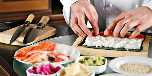 $149 -- Sushi-Making Class for 2 w/Drinks, Reg. $300