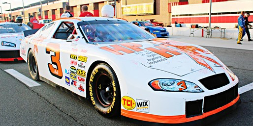 $99 -- High-Speed Stock Car Racing Experience, 50% Off