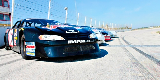 Race a Stock Car up to 15 High-Speed Laps, Save up to 55%
