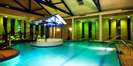 £26 -- Afternoon Tea, Swim & Spa Access for 2, Reg £55