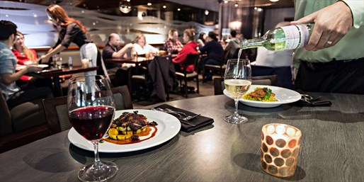 $59 -- Zagat Pick: Dinner for 2 at Pearl Bar & Dining