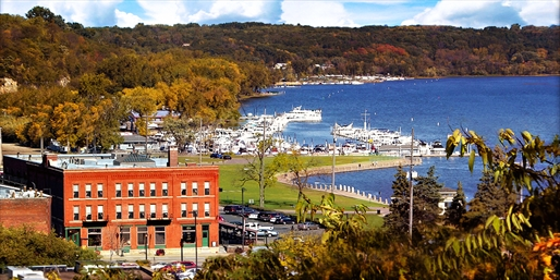 $109 -- Stillwater Riverfront Inn Escape w/$20 Dining Credit