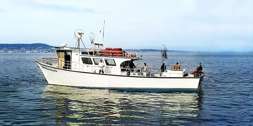 $49 -- Monterey: Full-Day Crabbing & Fishing Trip, Reg. $80