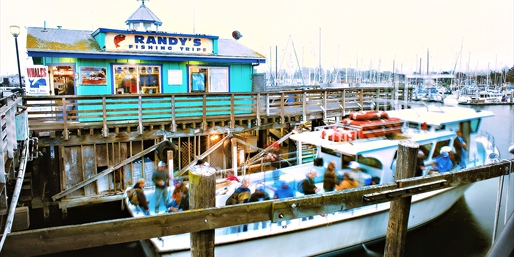 Monterey: Full-Day Fishing Trip, Reg. $80