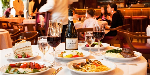 $99 -- Mr. C Beverly Hills: Chef's Dinner for 2, Reg. $196