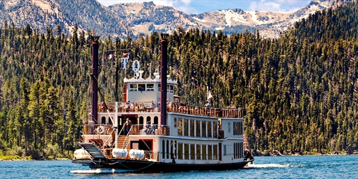 $23 -- Lake Tahoe: Scenic Cruise to Emerald Bay, Reg. $49