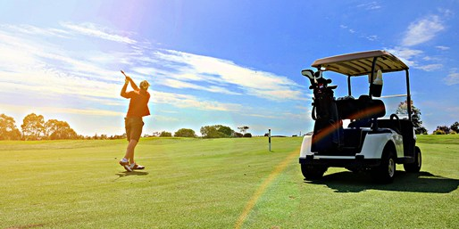 $29 -- Coyote Golf Club: 45% Off Rounds w/Cart thru Summer