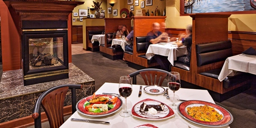 $29 -- Tirami Su: Charming Italian Dinner for 2, Half Off