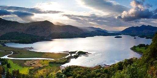 £119 -- Lake District 2-Night Manor Stay w/B'fast, 58% Off