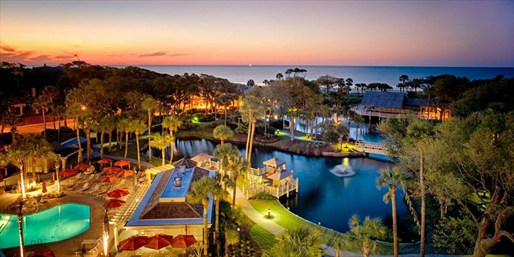 $149 -- Hilton Head 4-Star Beach Escape, 50% Off