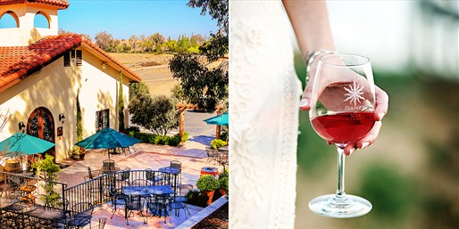 $25 -- Temecula Winery: Wine Tasting w/Apps, Reg. $55