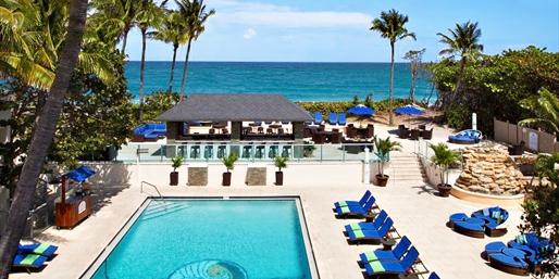$109 -- Jupiter Beach Resort Spa & Pool Day, Reg. $245