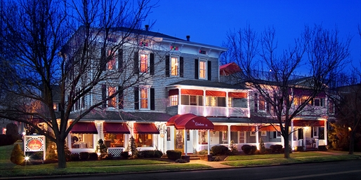 $109 -- Charming New Jersey Getaway for 2, Reg. $183