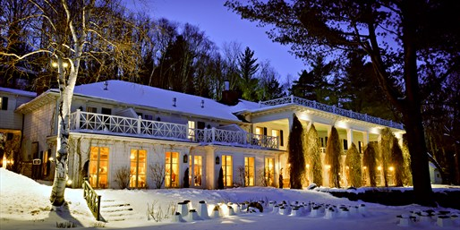 $165 -- Luxe Escape to Quebec's Eastern Townships, Reg. $298