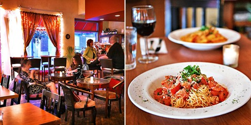 $20 -- West Loop Gem: Italian Dinner for 2, Half Off