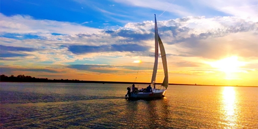 $49 -- Sunset Sailing Lesson on Lake Lewisville, Reg. $99