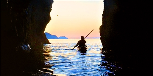 $25 -- La Jolla Sea Caves: Guided Kayak Tour, Reg. $75