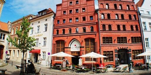 99 € -- Ostseetage im Lieblingshotel von Angela Merkel