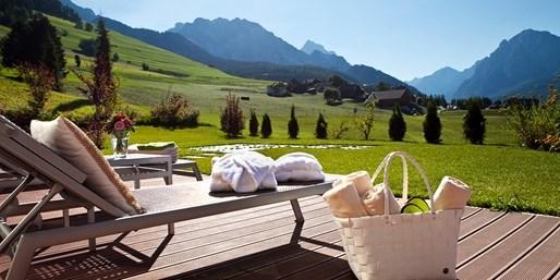 149 € -- Südtirol: 3 Tage Schlemmen & Wellness, -54%