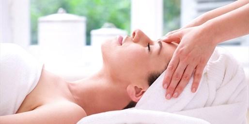 $89 -- Kalologie: Top-Rated Massage & Facial, Save 50%