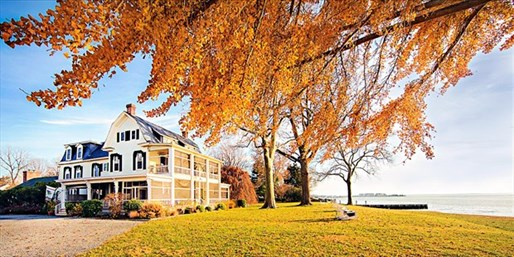 Travelzoo Deal: $149 -- Chesapeake Bay: Waterfront Mansion Escape, 50% Off