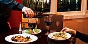 Half Off Waterfront Dinner w/Wine at Pasta Pelican