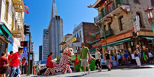 $10 & up -- San Francisco Walking Tours, Half Off