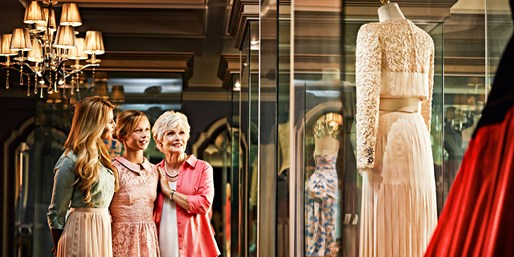 $14 -- Princess Diana Exhibit & Tour on Queen Mary, 50% Off