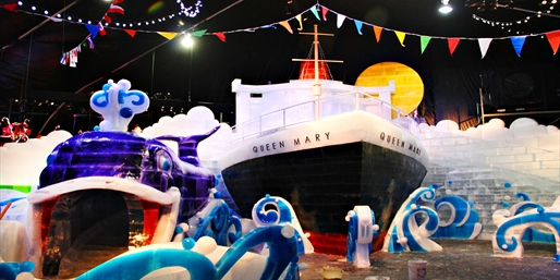 $20 -- Queen Mary: Admission to CHILL, Reg. $45