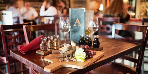 $29 -- Armitage Bistro: Wine Flights, Cheese & Dessert for 2