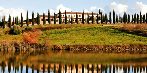 $122 -- Tuscany Villa Escape incl. Wine Tastings, 50% Off