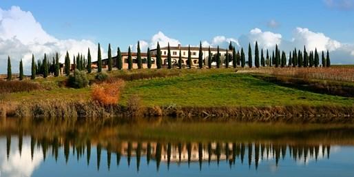 $135  -- 4-Star Tuscany Villa incl. Wine Tastings, 50% Off