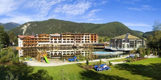 159 € -- Familienurlaub in Südtirol mit 5-Gang-Menüs, -51%