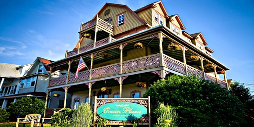 $99 -- Jersey Shore: Victorian B&B Escape in Ocean Grove