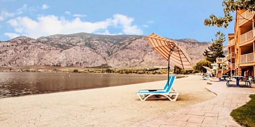 $79 -- Okanagan Beachfront Stay w/Breakfast, incl. Weekends