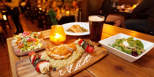 $45 & up -- The Six: Half Off Dining at Zagat Pick