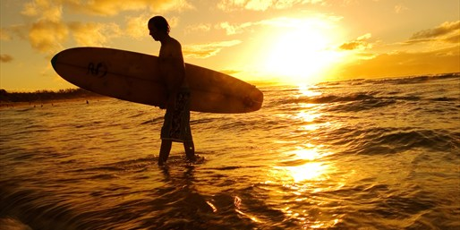 $99 -- 2-Hour Surfing Lesson & 5-Day Board Rental, Reg. $214
