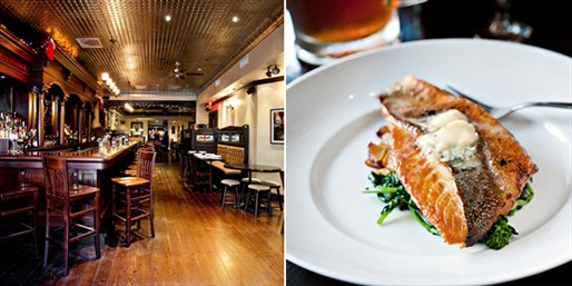 $49 -- Hell's Kitchen: Dinner for 2 w/Wine, Reg. $102
