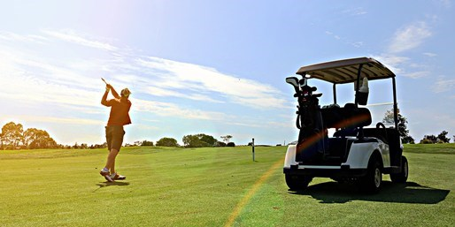 Country Club Golf for 1-4 w/Lunch & Drinks, Save over 50%