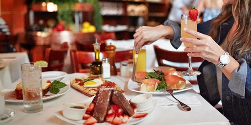$34 -- Brunch & Mimosas for 2 near Central Park, Reg. $70