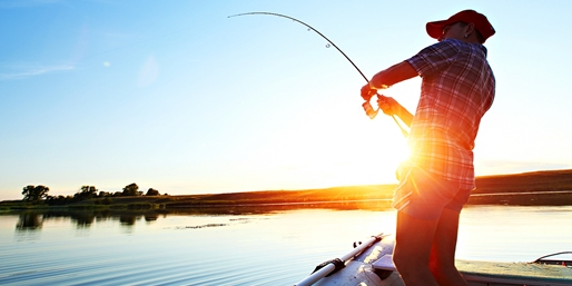 $39 -- Take Dad Fishing: 3-Hour Expedition w/Lunch, Reg. $90