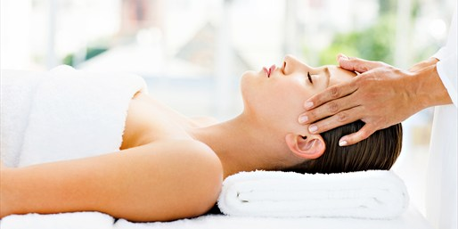 $79 -- Hotel Éilan: Massage w/Scalp Treatment, Reg. $140