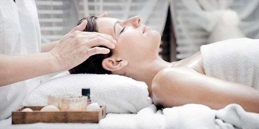 $69 -- Luxe Medford Spa: Massage or Facial w/Pedi, Reg. $125