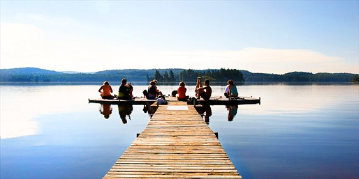 Travelzoo Deal: $699 -- 3-Day Algonquin Weekend Getaway for 2, Reg. $1056