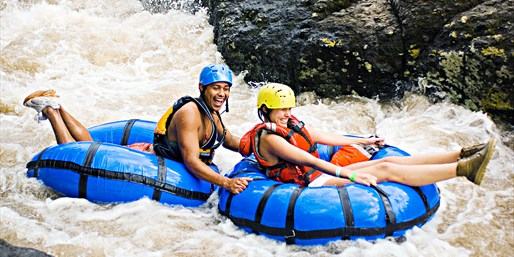 $24 -- Kern River Tubing Trip for 2 This Spring, 50% Off